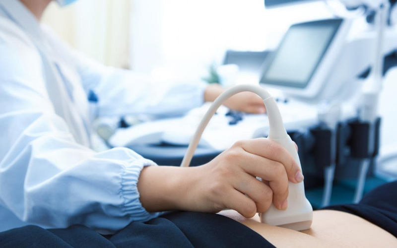At GK Clinic, we perform ultrasound examinations